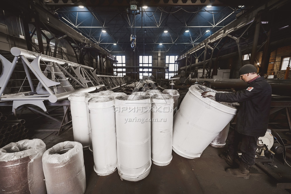 Промышленные дымоходы производство монтаж печей и дымоходов цена