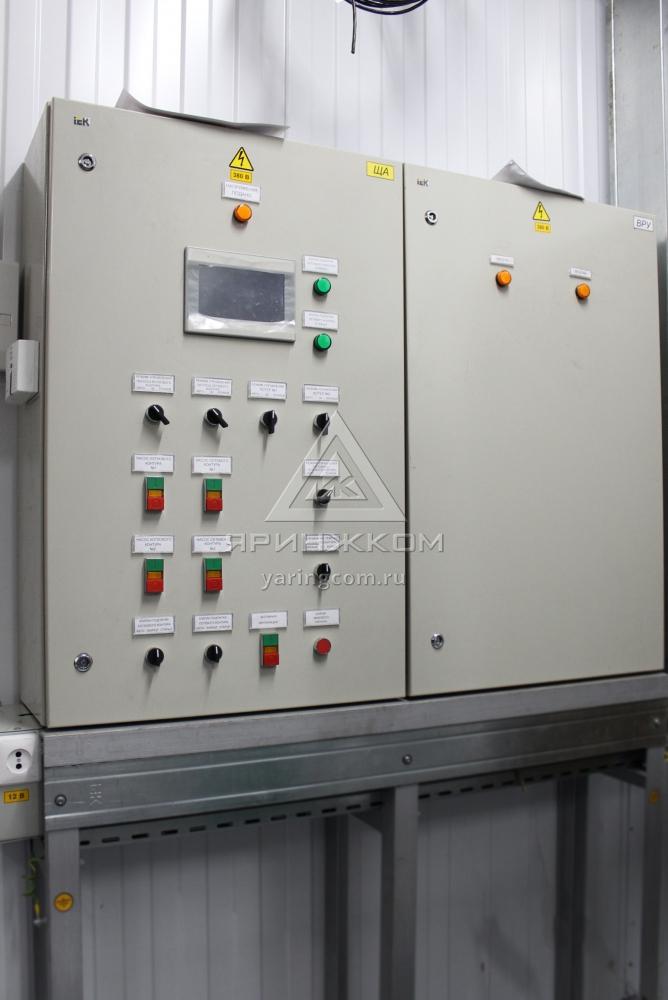 Взрывобезопасный нагреватель унифицированный ВНУ-100Р